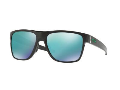 Oakley Crossrange (XL) Carbon okuliare - XL Pol Black ... 5c86fb63afd