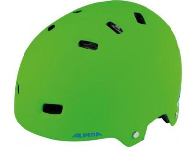 77c9fe55e V predajni 1 ks. Alpina prilba PARK zelená