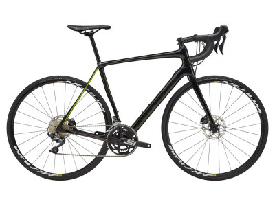 Cannondale Synapse Carbon Disc Ultegra 2018 Jet Black cestný bicykel