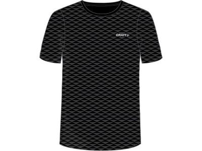 Craft Tričko Breakaway Two - S, čierna s potlačou