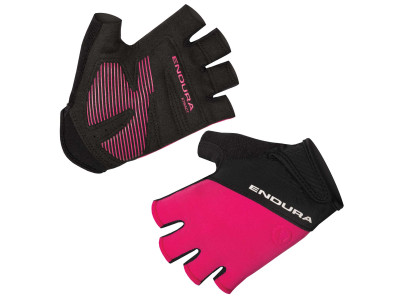 Endura Xtract II dámske rukavice ružové