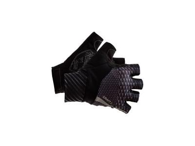 Rukavice Craft Rouleur - 3XS, čierno-šedé