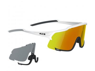 Kellys Slnečné okuliare DICE Shiny - biele