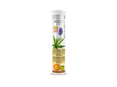 Kompava AcidoFit MD 15+1 tbl. - pomaranč-limetka