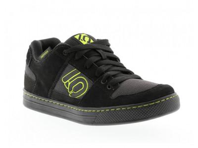 Five Ten Freerider topánky sivé/čierne/žltozelené