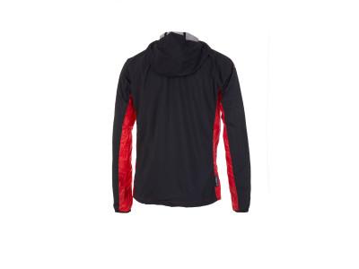 Ghost Bunda Ridge Line Multi čierno/červená bunda, model 2019 - L