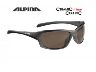 Skladom 1 ks · Alpina okuliare DYFER sivá mat-čierna 4a56ee422c3