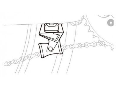 Scada Chain Guide E-CCG20 čierna
