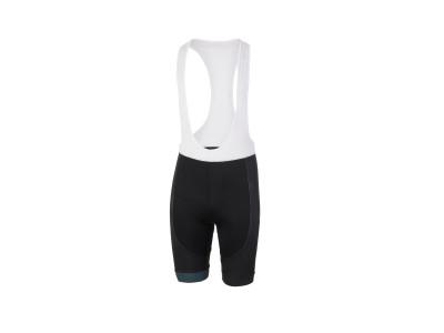 278dcd79bbb8 Ghost nohavice krátke   Shorts Performance Evo Bib čierne  modré