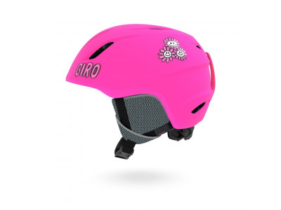 cea6ee2a9 Do 4 dní > 2 ks. GIRO Launch Mat Bright Pink ...