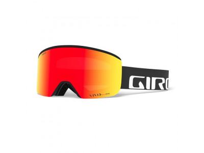 Do 5 dní   2 ks. GIRO Axis Black Wordmark Vivid Ember Vivid Infrared  (2Sklá) lyžiarske okuliare f309a738e58