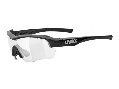 4edd11301137b Uvex Sportstyle 104 Vario Black Mat/Smoke okuliare