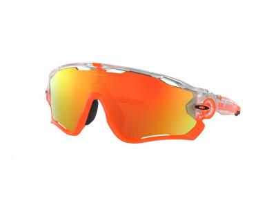Oakley Jawbreaker okuliare - Crystal Pop w/ Fire Irid