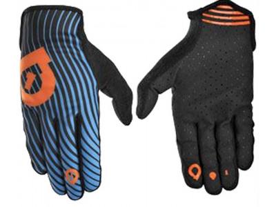 661 rukavice Comp Dazed, modré