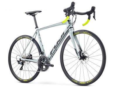 Fuji SL Disc 2.5 Satin Fog Grey, model 2019