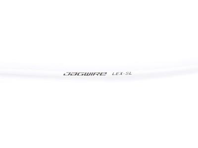 Jagwire rad. bowden LEX SL - biely 4 mm