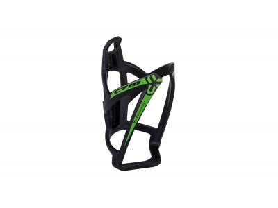 CTM košík na fľašku X-WING, plastový - čierna/zelená