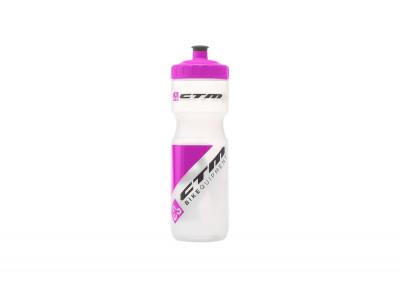 CTM Fľaša 800 ml - ružová