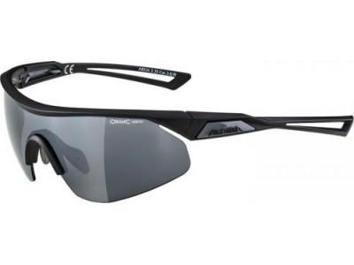 b61472757 Alpina okuliare NYLOS SHIELD čierne matné - MTBIKER Shop
