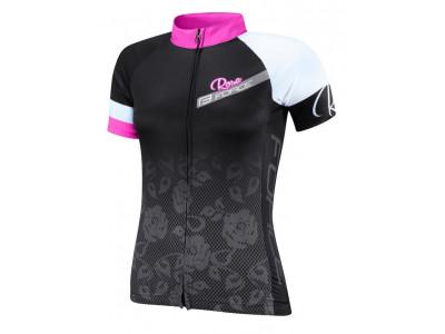 d58fee942 Force Beauty dámska športová podprsenka modrá/ružová - MTBIKER Shop
