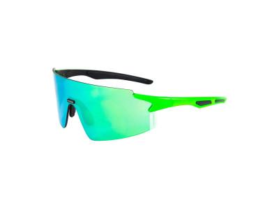 Okuliare HQBC QP-Ride - Zelené