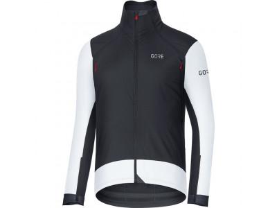 GORE C7 WS Pro Jacket čierny/biely