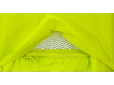 Bunda Silvini Gela MJ1607, pánska, neónovo-žltá