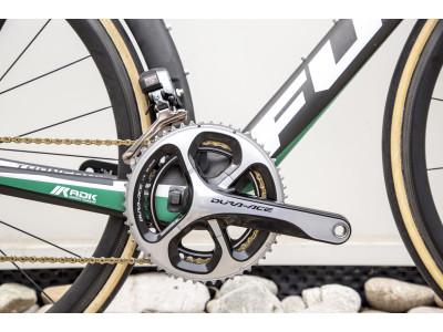 Fuji Transonic Caja Rural DA Di2 Black/Green, cestný bicykel