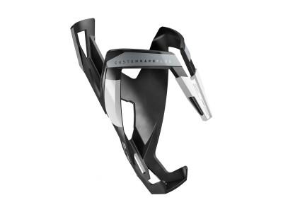 Elite Custom Race Plus košík - čierno/biely matný