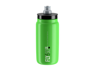 Elite fľaša FLY/kluby 550 ml - zelená