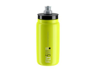 Elite fľaša FLY/kluby 550 ml - reflexná žltá