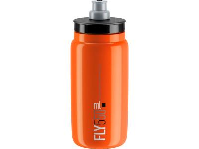 Elite fľaša FLY/kluby 550 ml - oranžová 550 ml