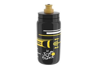 Elite fľaša FLY/kluby 550 ml - TDF 2018 BLACK RACE 550 ml