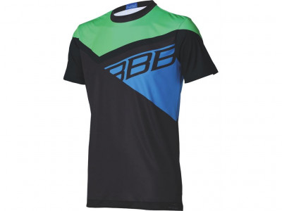 - čierna/zelená/modrá, 3XL