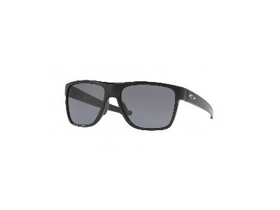... Oakley Crossrange (XL) Carbon okuliare - XL Pol Black w  Grey 48e39ed72dc