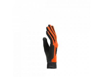 - M - Orange/Black