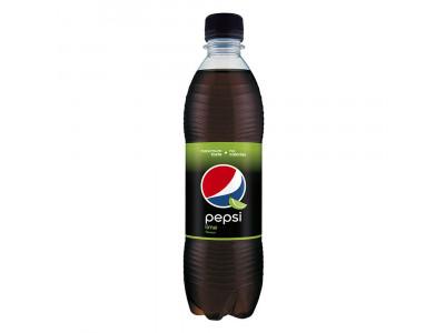 Pepsi cola - 500 ml fľaša limetková