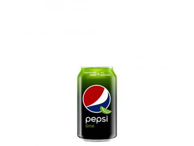 Pepsi cola - 330 ml plechovka limetková