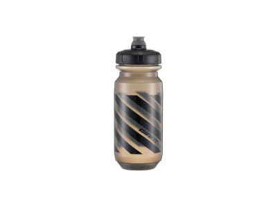 Fľaša Giant Doublespring 600 ml - Čierno-čierna