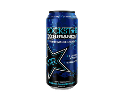 Rockstar Energy Drink 500 ml - Blueberry XD