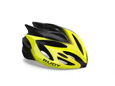 Rudy Project RUSH prilba - M žltá-fluo-čierna