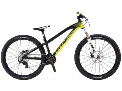 Dirt a BMX bicykle