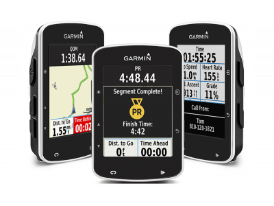Cyklopočítače a GPS
