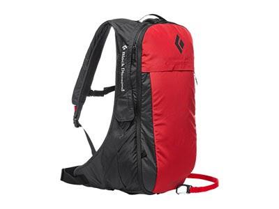 Skialpinistické batohy