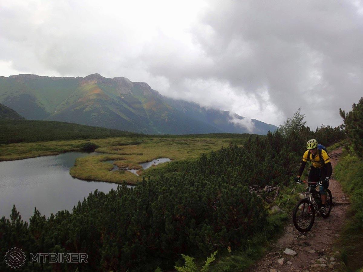 Bikovanie v Tatrách