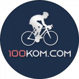 Logo: 100KOM.com- Komárňanská stovka