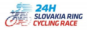 Logo: 24h SLOVAKIA RING cycling race
