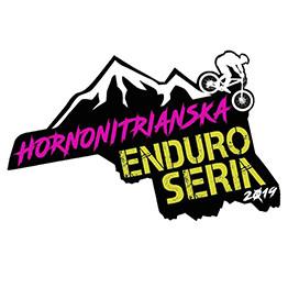 Logo: Hornonitrianska Enduro séria - Bojnice