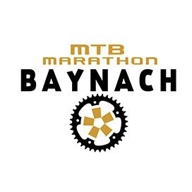 Logo: BAYNACH MTB Marathon