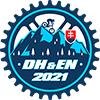Logo: 1. kolo. Slovenský pohár Downhill